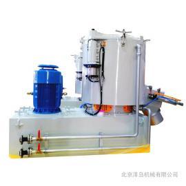 GH600塑料高速混合机 泽岛机械