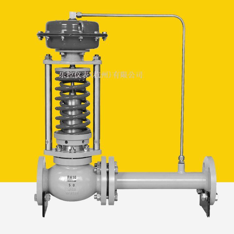 �房�x表 ZZYP-16B自力式�毫φ{��y用于蒸汽管道�定�y后�毫�