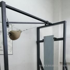 正杰 电梯玻璃门摆锤冲击试验机生产基地