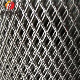 铝板镀锌钢板网 菱形铁丝网 铝板网 隔音网材质可选群恒