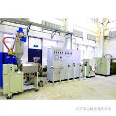PMMA通讯光纤两层共挤生产线- 泽岛机械