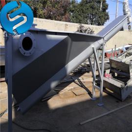 兰江螺旋砂水分离器 LSSF无轴螺旋沙水分离机