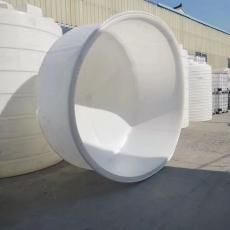 �A社食品�皮蛋桶抗氧化山楂腌制桶�r�鲳B殖桶一次成型9000L