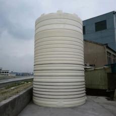 �A社大型化工��罐耐酸�A�U液桶�L塑塑料水箱抗氧化一次成型50T