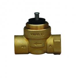 德国西门子 DN25电动二通内螺纹球阀 VAI61.25-16