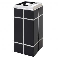 室内精品垃圾桶货源 酒店客房高档果皮箱