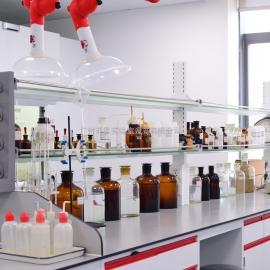 LAB 物理化�W微生物���室�b修 �F代