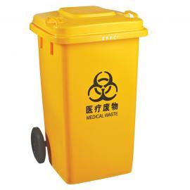 医疗废物垃圾桶成品货源-医院果皮箱生产厂商