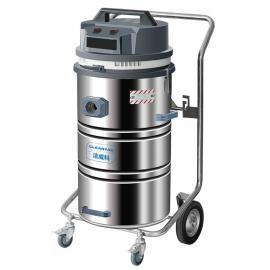 洁威科大量粉尘用工业级吸尘器 大容量 单相吸尘机WB-2078BA