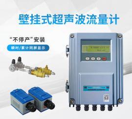 海峰 TDS-100F 壁挂式插入式流量计免维护不停产安装