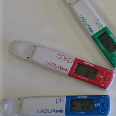 HORIBA堀场酸碱度测试计PH22