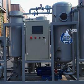 通瑞汽轮机油透平油专用PLC全自动滤油机ZJC-100PLC
