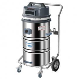 洁威科大量粉尘工业吸尘器 大容量 单相吸尘机WB-2078BA