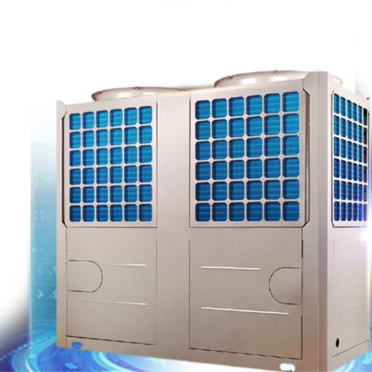足浴热水系统工程,美的10吨空气能RSJ-800/MS-820