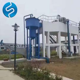 兰江XLCS-1000泵吸式旋流沉砂池除砂机