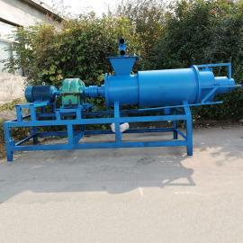 牧源机械刮板式畜禽粪便固液分离机 全自动环保污水处理设备STX-400