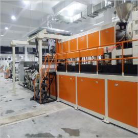 GWELL POE太阳能封装胶膜设备