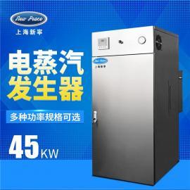 新宁 UHT设备果汁饮料灭菌用全自动48KW电锅炉电蒸汽发生器 LDR0.063-0.7