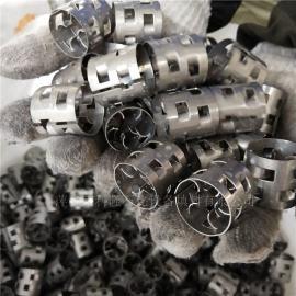 科隆牌萃取塔用DN50*0.8mm金属316L鲍尔环填料或不锈钢散堆填料