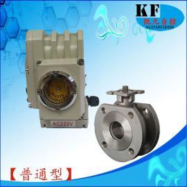 凯凡无源型电动球阀执行器 精小型电动执行机构1000NmKFE-100