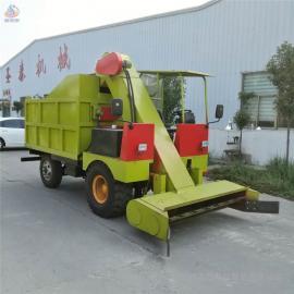 圣泰小型清粪车的图片 羊场全自动粪便清理机 机器型号QF-2