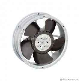 ebmpapst机柜冷却风机W2E208-BA20-01 轴流风扇230V