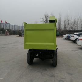 牧源机械四驱六轮柴油清粪车 养殖场地面粪便清理车 QF-3