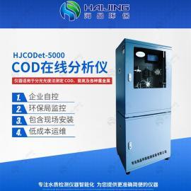 海晶水质自动监测系统 CODHJCODet-5000
