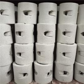 耐酸耐性能性DN38/DN50/DN76陶瓷鲍尔环填料安装方法科隆填料