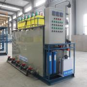 山水环保学校实验室污水处理设备参数设置 化验室检验所污水处理装置图片SK-01