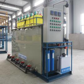 山水环保 学校实验室污水处理设备参数设置 化验室检验所污水处理装置图片 SK-01