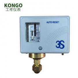 3S韩国 JC系列 JC-206高压低压水位水处理压力开关压力调节器JC206