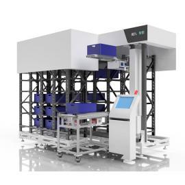 铭九智能分拣系统 智能立体库 自动化立体仓库LK-400