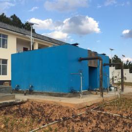 山水环保 压力式一体化净水器工艺原理 城镇自来水厂设备安装调试及运行 SWSJ-50