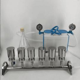 乔跃防腐蚀单头微生物过滤器QYW-300B