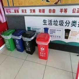 街道环卫垃圾桶--公园、景区果皮箱