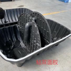 塑料化�S池�p�Y漏斗式三格化�S池