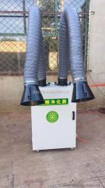 电焊焊烟尘处理除尘净化过滤设备智永科技031
