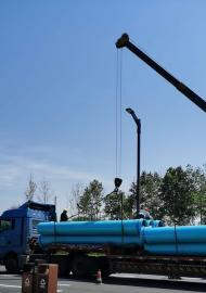 成鼎PVC-M管厂PVC-M管PVC-M管道20-1600