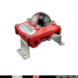 实现反馈气动阀门开关位置 气动球阀限位开关V621YCVATTEN