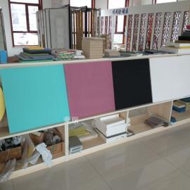 豪瑞 防潮 不�形的吸音板 �r棉玻�w板批�N 彩色天花板 602