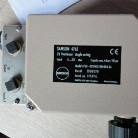 SAMSON 控制�y MODEL 4746-13202100000.07