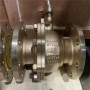 镍铝青铜合金球阀欧电C95800-Q41F-16CU