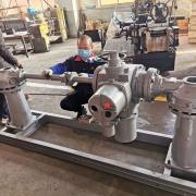 格雷托克水利机械专用高端电动执行器电动启闭机QDA-30