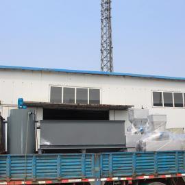 山水环保 自动干粉加药装置安装步骤 PAM干粉投加装置全自动 干粉加药机 SQB-1500