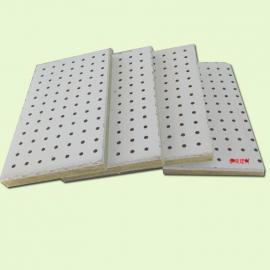 豪瑞 硅酸�}板穿孔吸音�r棉板隔音 ���w吸音板 1002.3