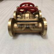 C95800镍铝青铜隔膜阀C95800-G41X-10CU欧电