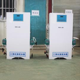 山水环保 二氧化氯发生器工作原理图 消毒设备二氧化氯投加器使用说明书 50-500g/H