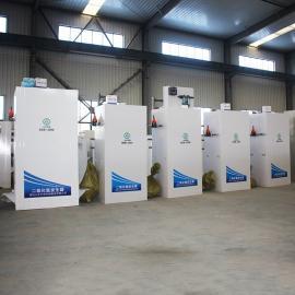 山水环保 电解法二氧化氯发生器环保设备制造商 二氧化氯投加器水消毒设备 50-500g/H