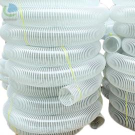 �R克斯 白色透明PVC方骨塑筋�管 方筋管 PVC�L管吸�m管 LKE721
